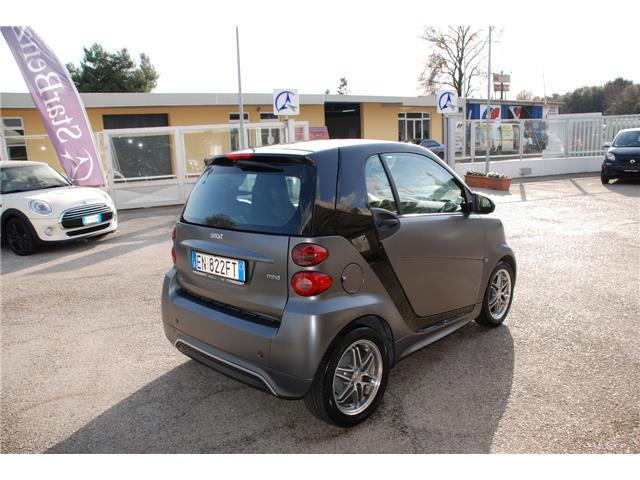 sold smart fortwo coup mhd limite used cars for sale. Black Bedroom Furniture Sets. Home Design Ideas