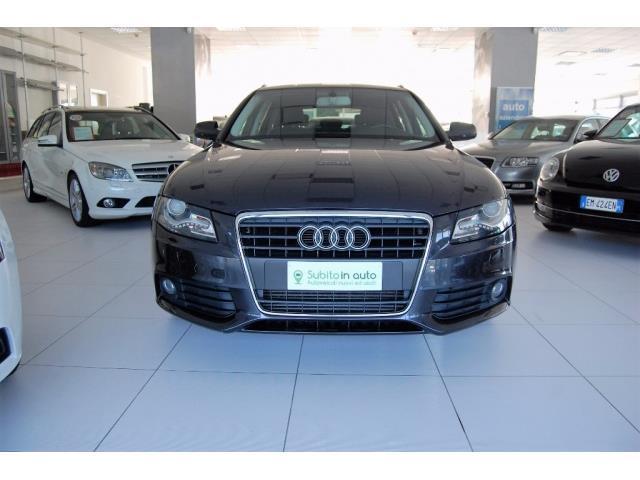 usata Audi A4 2.0 TDI 120CV F.AP. Start Amb.