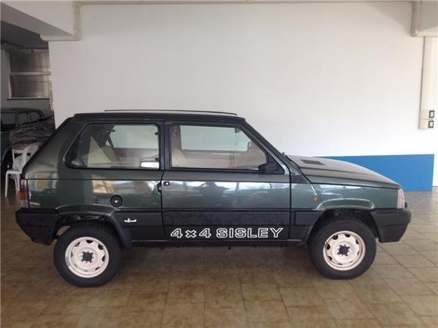 Usato usata 1987 fiat panda 4x4 1987 km in rosa 39 vi for Fiat panda 4x4 sisley usata
