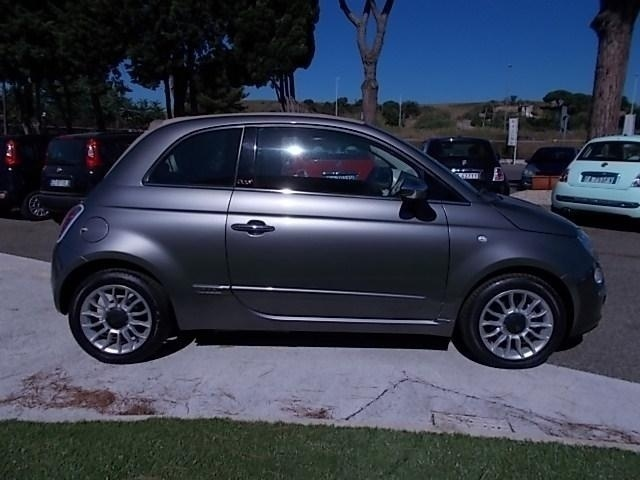 sold fiat 500 09 twinair turbo 85c used cars for sale. Black Bedroom Furniture Sets. Home Design Ideas