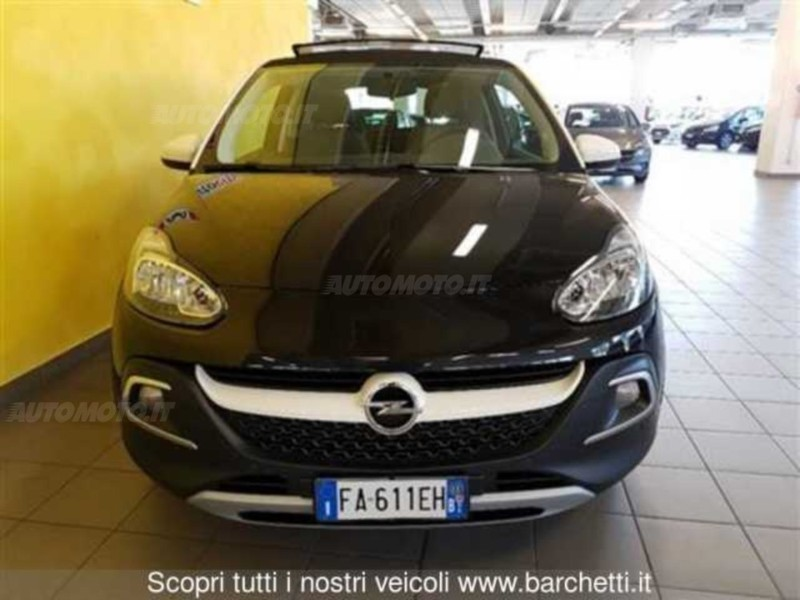 sold opel adam rocks air 1 0sge 11 used cars for sale autouncle. Black Bedroom Furniture Sets. Home Design Ideas