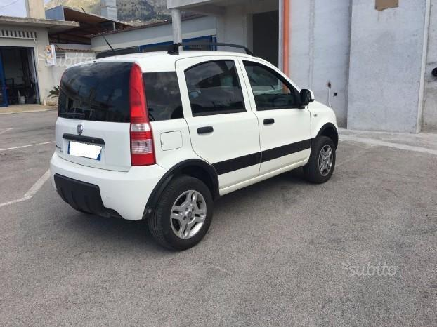 sold fiat panda 4x4 1 3 75cv diese used cars for sale autouncle. Black Bedroom Furniture Sets. Home Design Ideas