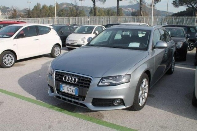 Sold Audi A4 4 Serie Avant 20 Tdi Used Cars For Sale Autouncle