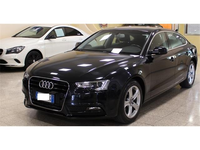 Audi a5 sportback usata veneto
