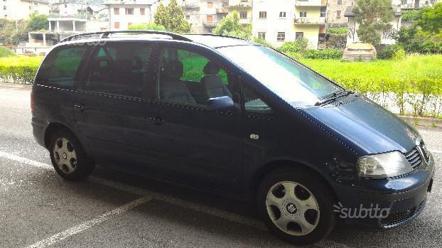 Sold Seat Alhambra 1 9 Tdi 130cv S Used Cars For Sale
