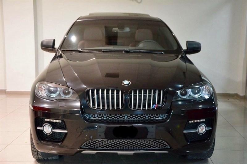 1/4 Usata BMW X6 M Del 2009 Usata A Catania