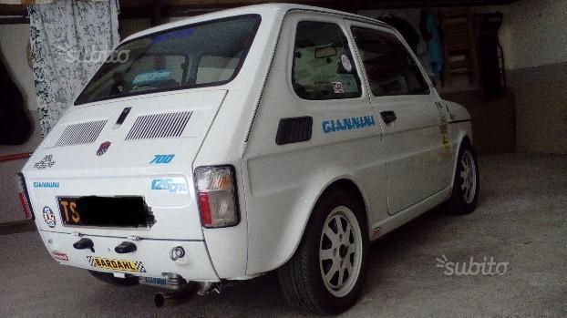 Sold Fiat Giannini GPA Ori Used Cars For Sale AutoUncle - Fiat 700