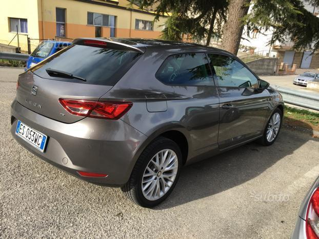 sold seat leon sc 2 0 tdi 150 cv s used cars for sale autouncle. Black Bedroom Furniture Sets. Home Design Ideas