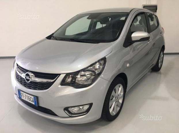 sold opel karl 1 0 73 cv gpl innov used cars for sale autouncle. Black Bedroom Furniture Sets. Home Design Ideas