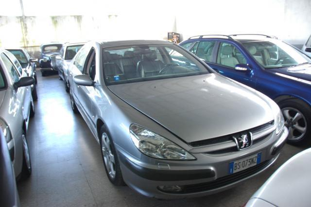 sold peugeot 607 hdi fap titanio d used cars for sale autouncle. Black Bedroom Furniture Sets. Home Design Ideas