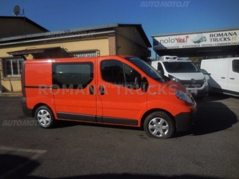 Sold renault trafic usata del 2011 used cars for sale - Auto usate porta portese roma ...