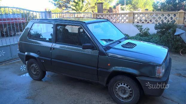 Sold fiat panda 1000 4x4 sisley used cars for sale for Panda 4x4 sisley scheda tecnica