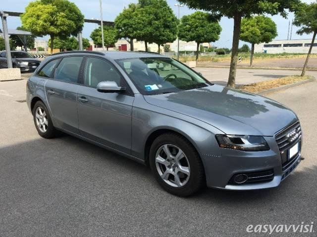 Sold Audi A4 Avant 2 0 Tdi 143 Cv Used Cars For Sale
