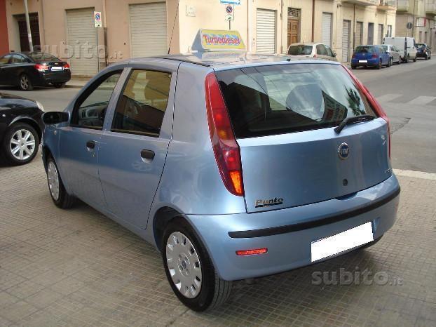 sold fiat punto 188 1 3 mjet dynam used cars for sale. Black Bedroom Furniture Sets. Home Design Ideas
