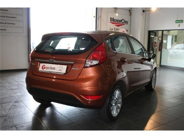 sold ford fiesta 1 0 ecoboost 100 used cars for sale autouncle. Black Bedroom Furniture Sets. Home Design Ideas