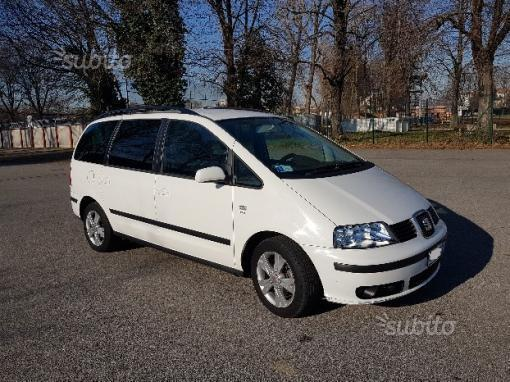 Sold Seat Alhambra 2 0 Tdi Dpf Sty Used Cars For Sale