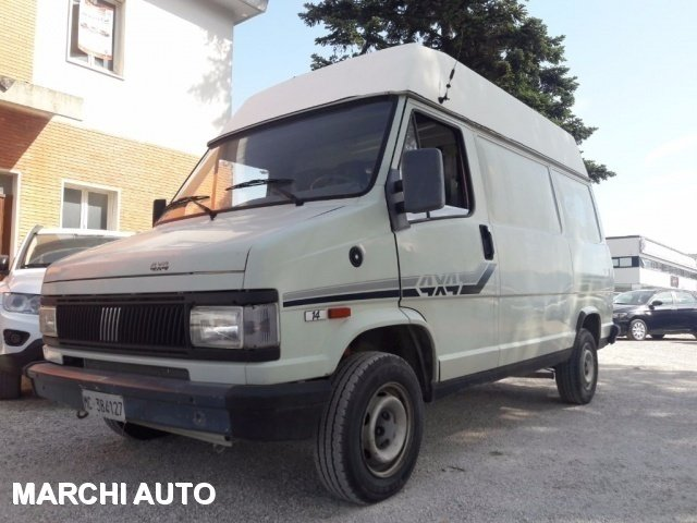 sold fiat ducato 4x4 2 5 diesel pc used cars for sale. Black Bedroom Furniture Sets. Home Design Ideas