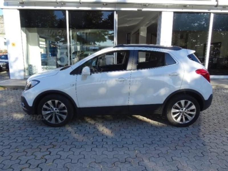 sold opel mokka 1 4 turbo gpl tech used cars for sale. Black Bedroom Furniture Sets. Home Design Ideas