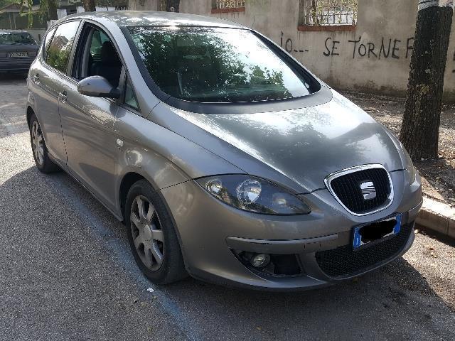Sold Seat Altea Altea 2 0 Tdi Dsg Used Cars For Sale
