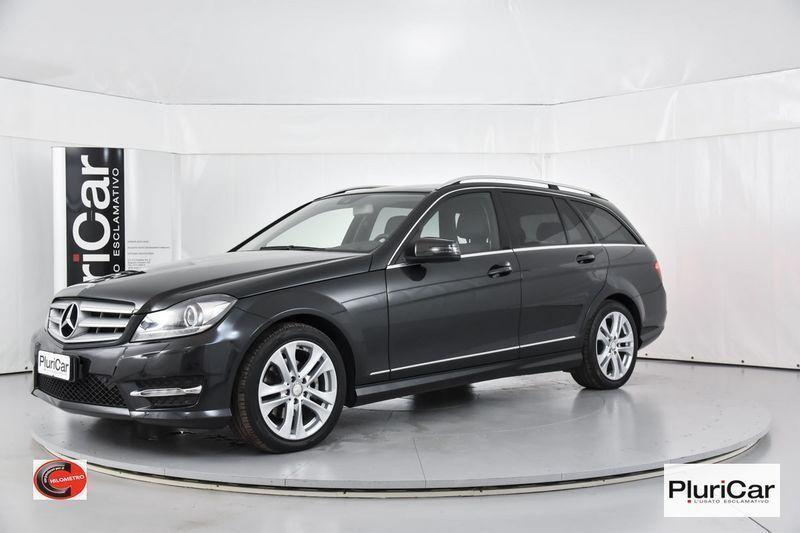 usata Mercedes C220 CDI S.W. BlueEFF. 170cv Automatica Avantgarde Navi