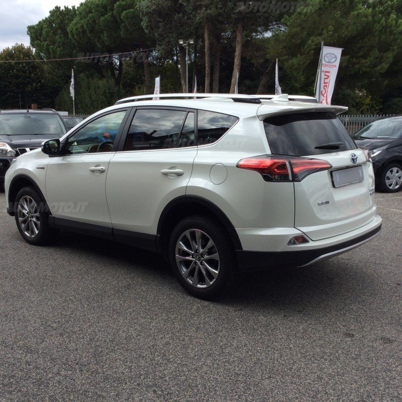 sold toyota rav4 2 5 hybrid 2wd st used cars for sale autouncle. Black Bedroom Furniture Sets. Home Design Ideas