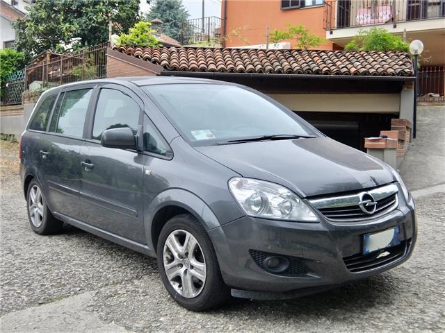 sold opel zafira 1 8 16v gpl tech used cars for sale autouncle. Black Bedroom Furniture Sets. Home Design Ideas