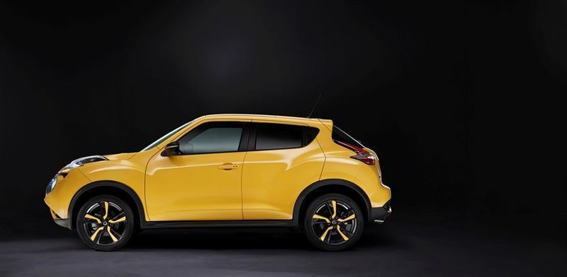 Sold nissan juke 1 2 dig t n conne used cars for sale for Nissan juke cabrio