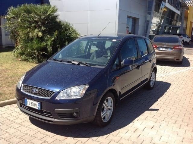 gebraucht Ford C-MAX Usata Diesel Palermo