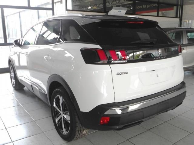 Sold Peugeot 3008 Bluehdi 120 Eat6 Used Cars For Sale
