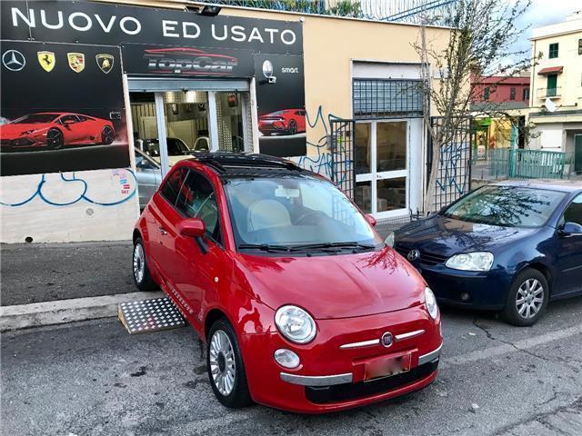 Venduto Fiat 500 1 2 Lounge Tettuccio Auto Usate In Vendita