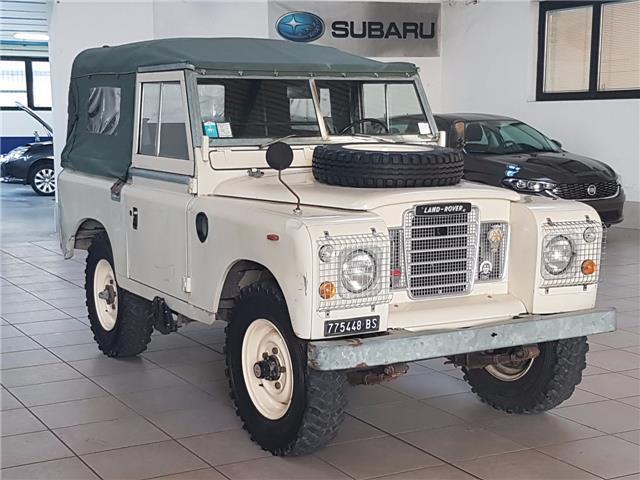 Sold Land Rover Defender 88 Autoca Used Cars For Sale