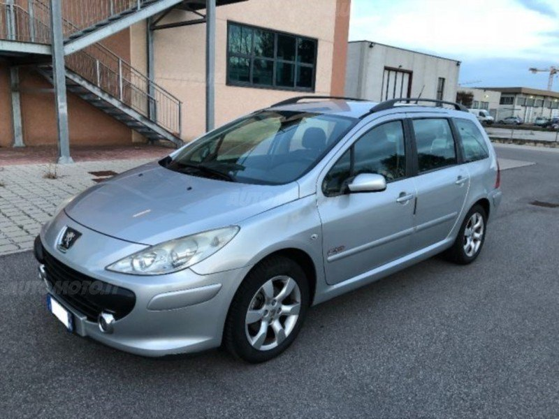 sold peugeot 307 1 6 hdi 90cv sw used cars for sale autouncle. Black Bedroom Furniture Sets. Home Design Ideas