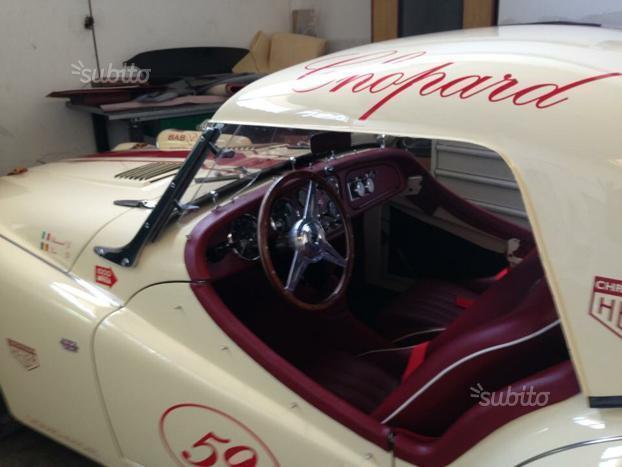 Usato a overdrive 2 2 triumph tr3 1950 km in for Subito auto brescia