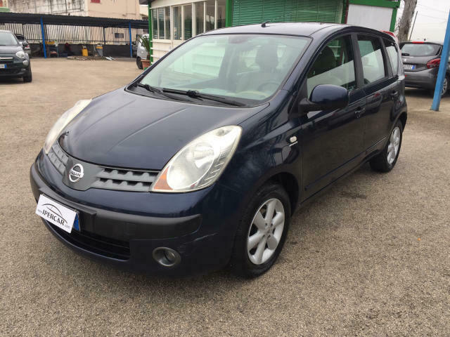 5800.00 Euro € NISSAN Note 1.5 dCi 86CV Tricase
