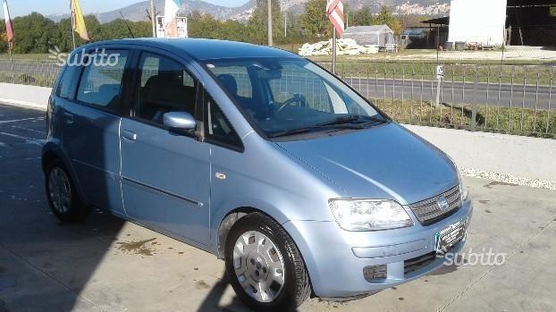 Fiat idea usata fiat idea in vendita autouncle for Consumo del fiat idea 1 4