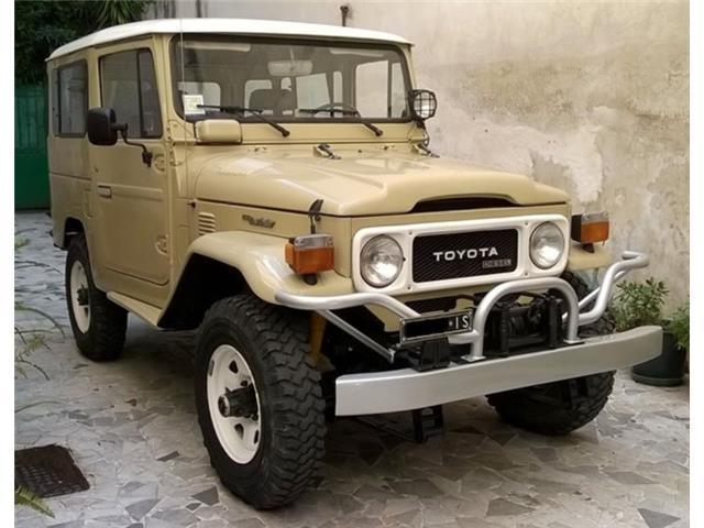 sold toyota land cruiser bj 42 lv used cars for sale autouncle. Black Bedroom Furniture Sets. Home Design Ideas