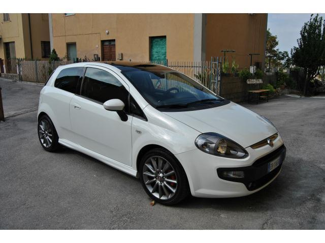 Aaa Used Cars >> Sold Fiat Punto Evo 1.3 Mjt 90 CV . - used cars for sale