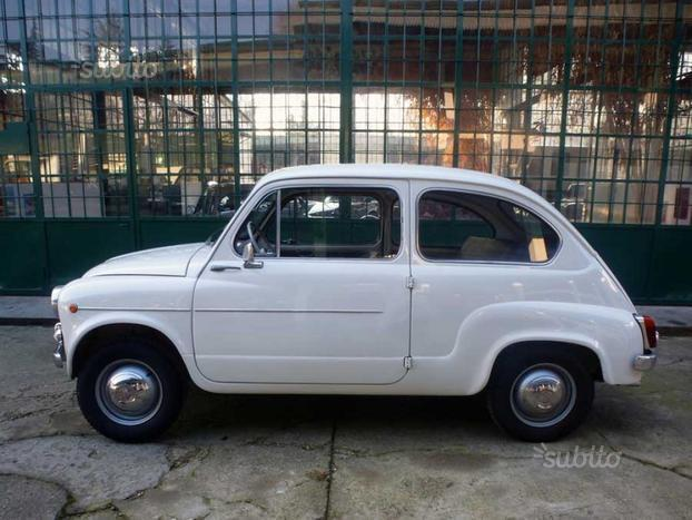 Sold Fiat 600D 600 - used cars for sale - AutoUncle