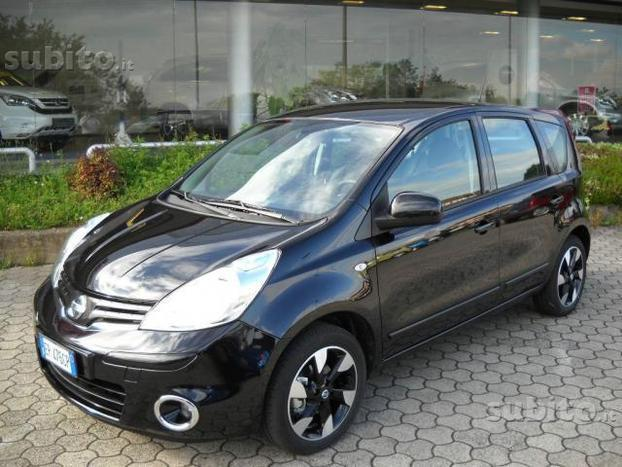 sold nissan note 1 5 dci 90cv acen used cars for sale autouncle. Black Bedroom Furniture Sets. Home Design Ideas