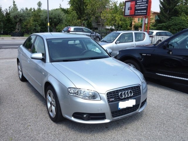 Sold audi a4 2 0 tdi s line berlin used cars for sale for Lunghezza audi a4 berlina