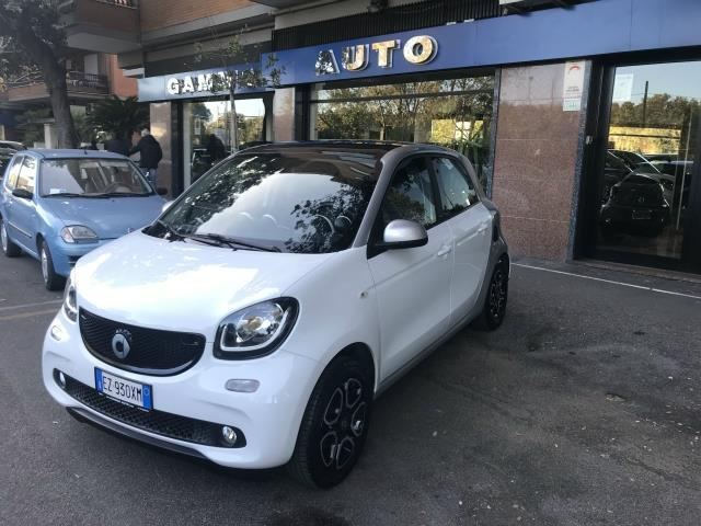 Sold Smart ForFour PRIME BIANCA PE. - used cars for sale - AutoUncle
