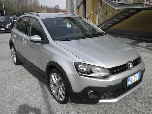 sold vw polo cross 1 4 tdi 90 cv used cars for sale autouncle. Black Bedroom Furniture Sets. Home Design Ideas