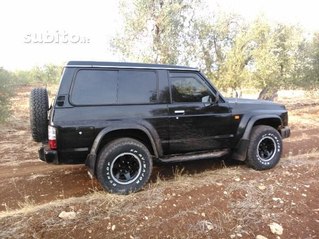 sold nissan patrol gr y60 asi crs used cars for sale. Black Bedroom Furniture Sets. Home Design Ideas