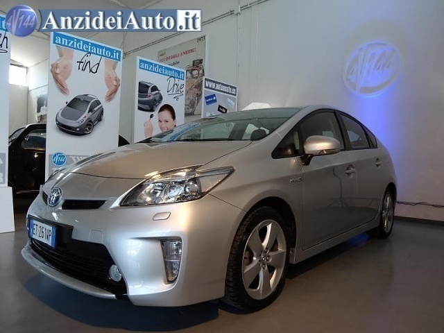 sold toyota prius 1 8 lounge hybri used cars for sale autouncle. Black Bedroom Furniture Sets. Home Design Ideas