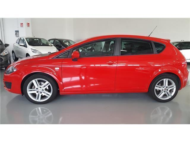 sold seat leon 1 6 tdi cr 105 cv used cars for sale autouncle. Black Bedroom Furniture Sets. Home Design Ideas