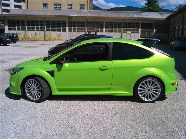 sold ford focus rs 2 5 turbo 305c used cars for sale autouncle. Black Bedroom Furniture Sets. Home Design Ideas