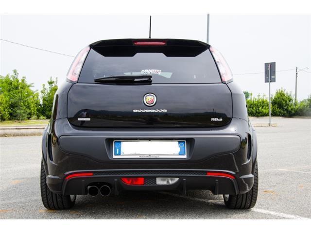 Sold Abarth Punto Evo Usata 2012 Used Cars For Sale