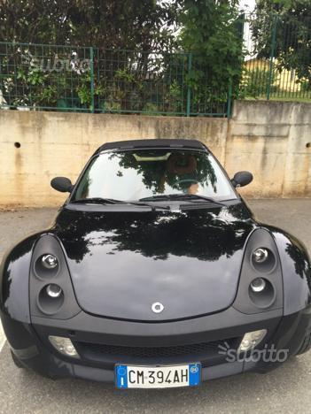 venduto smart roadster cabrio auto usate in vendita. Black Bedroom Furniture Sets. Home Design Ideas