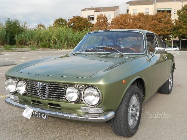 Alfa Gt Anni 70.Venduto Alfa Romeo Gt Anni 70 Auto Usate In Vendita
