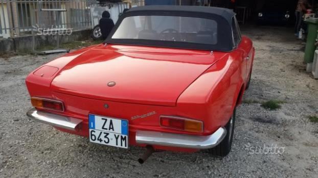 Sold Fiat 124 Spider spider prama used cars for sale